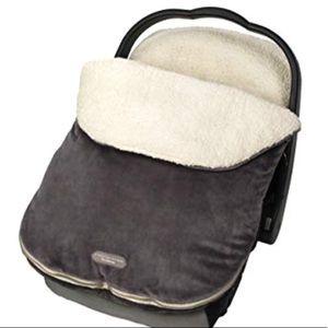 JJ Cole Bundle Me infant car seat cover